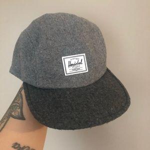 Wool Herschel Cap, perfect condition!